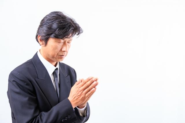 お祈り ご ます を 冥福 意味 し